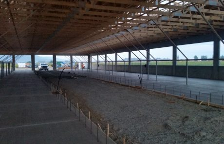 Boviteq West Barn Build 32