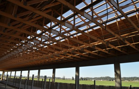Boviteq West Barn Build 37